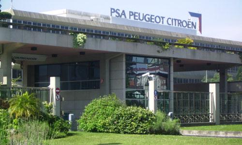 Psa Peugeot Citroen Deutschland Köln
