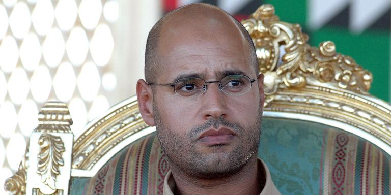 Gaddafi's son Saif still in prison in western Libya, military source says