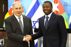 Netanyahou-Togo