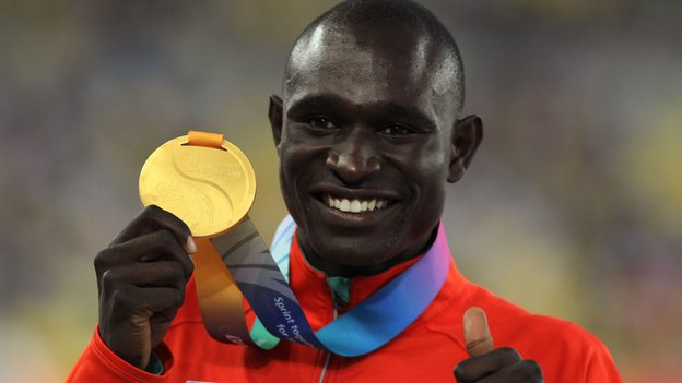 Rio: Kenyan Runner Defends his Title, Wins Second Gold ...