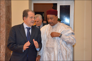 Sahel Development and Security Scrutinized at Niamey Conference