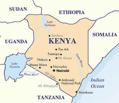 kenya-mapping