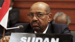 Sudan's President Omar al-Bashir attends an Extraordinary Summit of Intergovernmental Authority on Development (IGAD) Heads of State during the African Union summit in Ethiopia's capital Addis Ababa, January 31, 2014. REUTERS/Tiksa Negeri (ETHIOPIA - Tags: POLITICS) - RTX181Z3