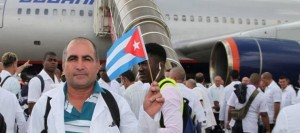 Gov't imports 177 Cuban doctors to lessen impact of strike