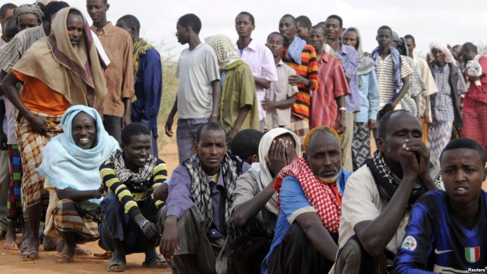 Kenya's authorities threaten Somali refugees: Rights group