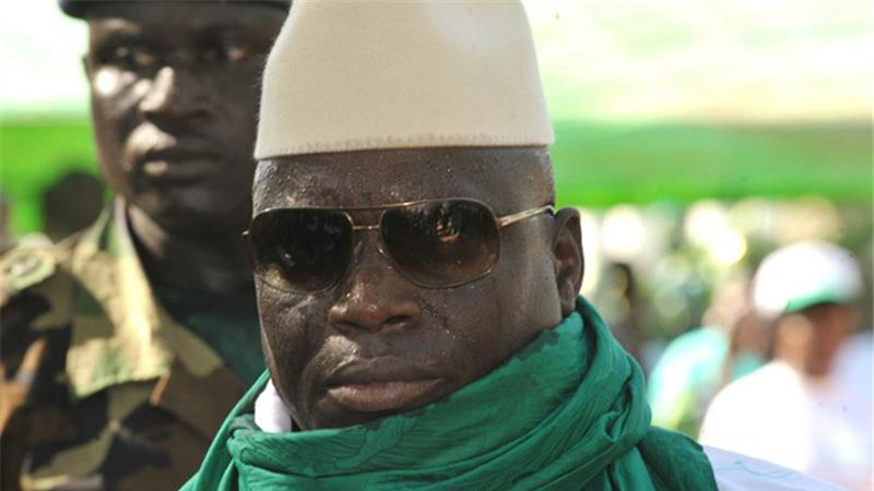 Gambia opposition parties unite behind candidate for presidential election