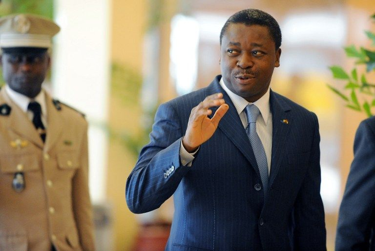 Africa summit canceled amid Togo unrest