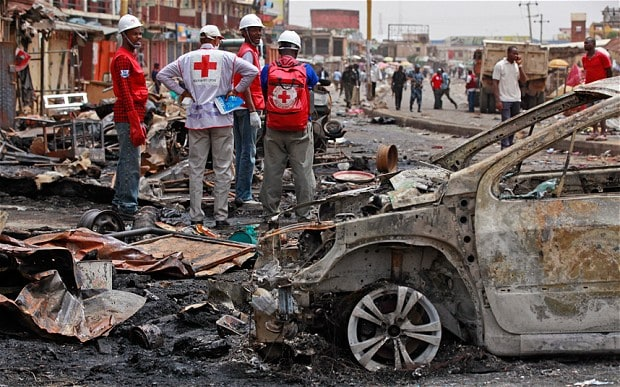 Boko Haram Suspected of Nigerian Mosque Bombing that Killed Up to 50