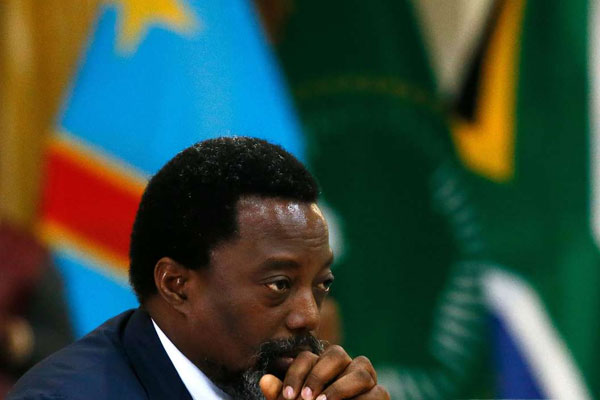 DR Congo presidential election scheduled for December 2018