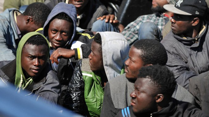 France demands emergency United Nations meeting on treatment of migrants in Libya