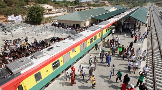 Russia To Invest  12bn In Ghana U2019s Rail Sector