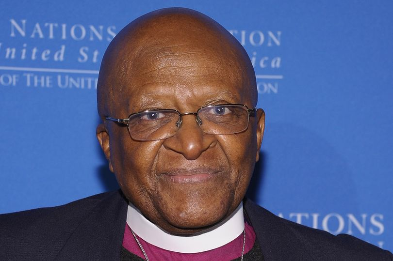 Archbishop Desmond Tutu resigns as Oxfam ambassador over charity's sex scandal