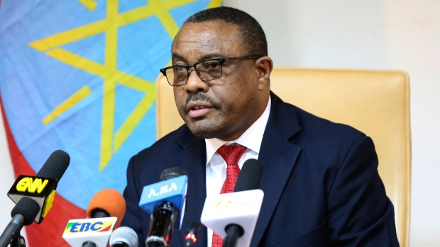 Ethiopia's prime minister resigns to smooth path for political reform