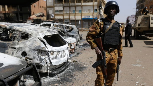 Al-Qaeda-linked group claims deadly attacks in Burkina Faso
