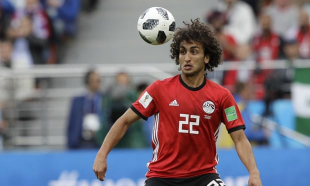 EFA: Amr Warda recalled to Egypt's Africa Cup of Nations camp